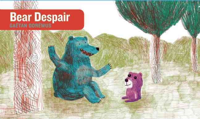 Bear Despair By Doremus, Gaetan (CRT)
